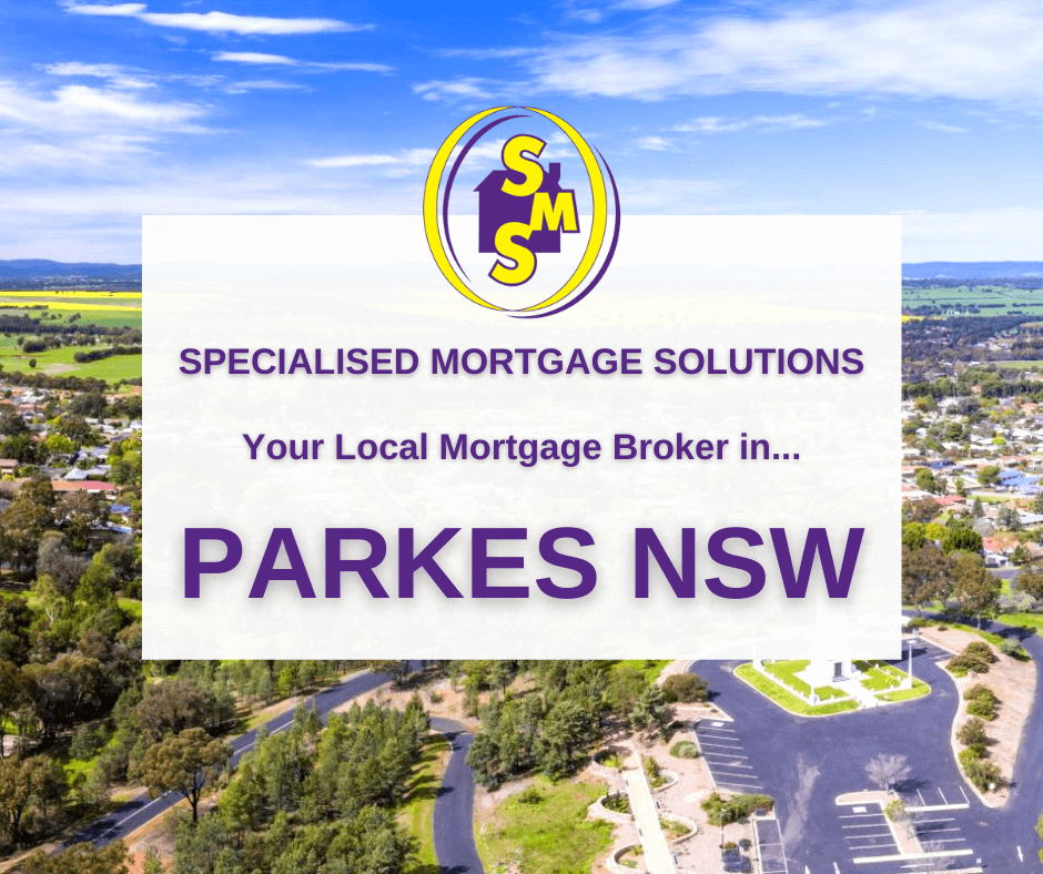SMS is in Parkes NSW